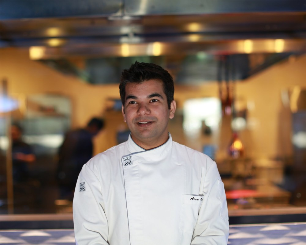 Chef Arun Vats