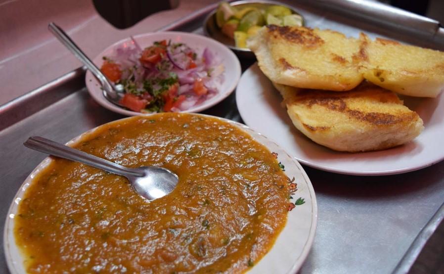 Bhaiyya's Pav Bhaji Panjim-Goa