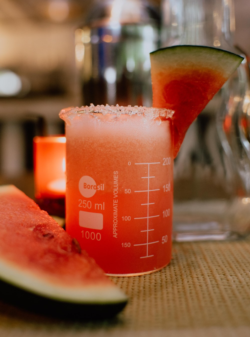 Frozen Watermelon Magarita