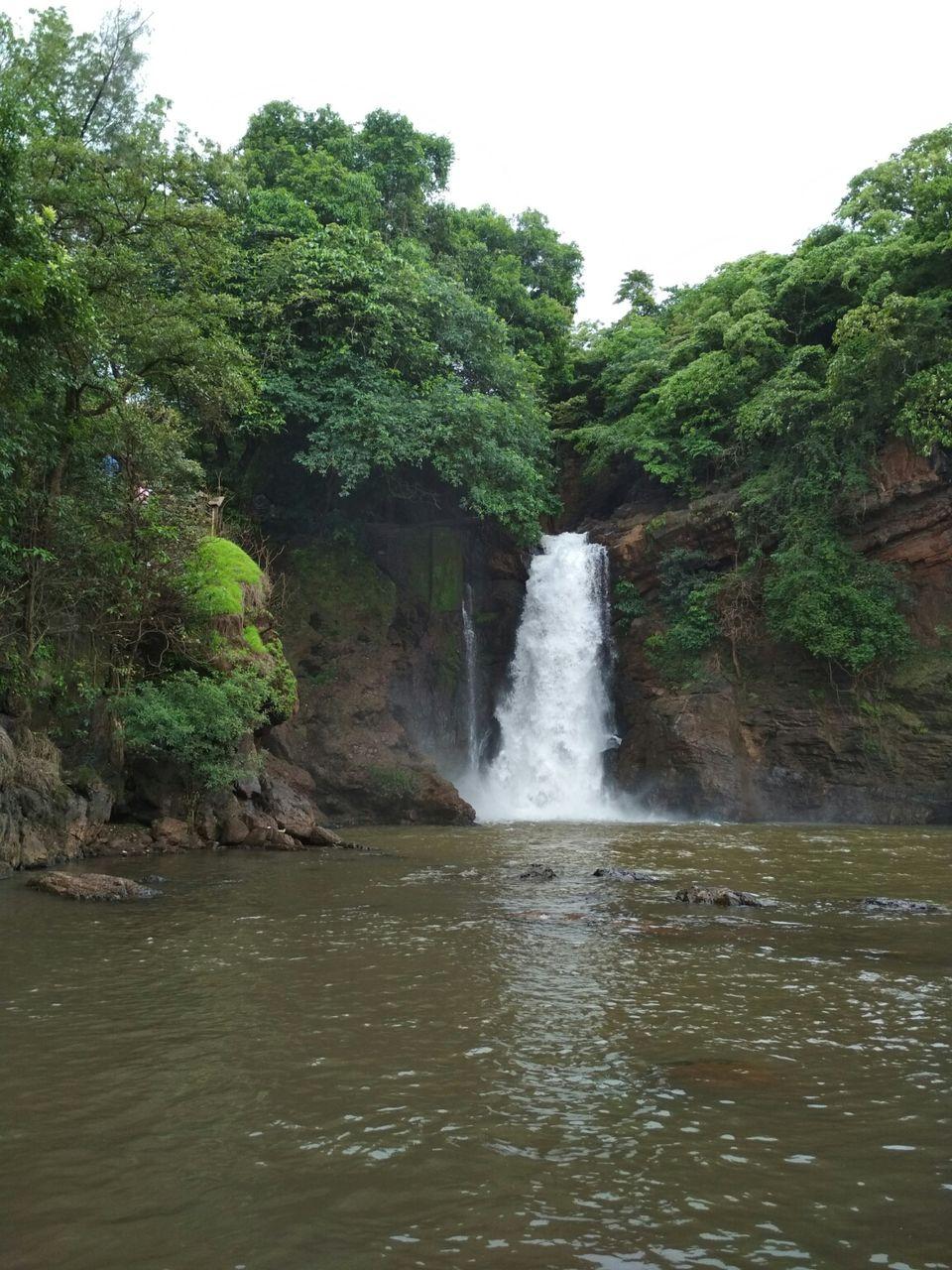 Arvalem Waterfall