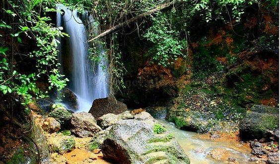 Kesarval Waterfall