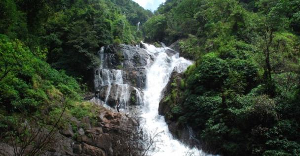 Kuskem Waterfall