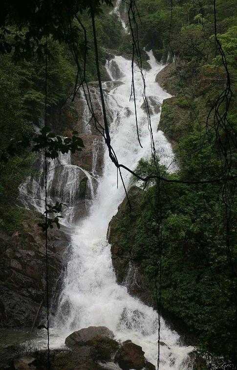 Tambdi Surla Water Fall