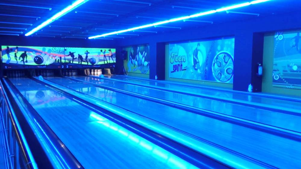 Bowling - Mall de Goa