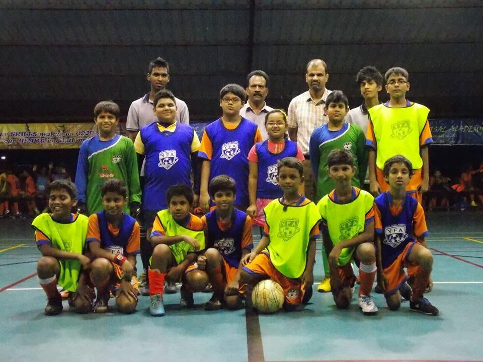 Futsal Goa
